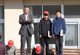 校長先生とお2人.JPG